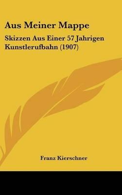 Aus Meiner Mappe: Skizzen Aus Einer 57 Jahrigen Kunstlerufbahn (1907) by Franz Kierschner image