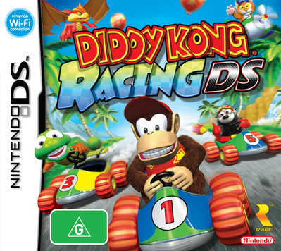 Diddy Kong Racing for Nintendo DS