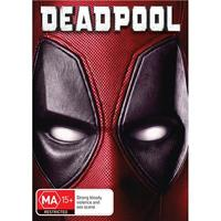 Deadpool on DVD image