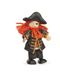 Le Toy Van: Budkins - Barbarossa Pirate