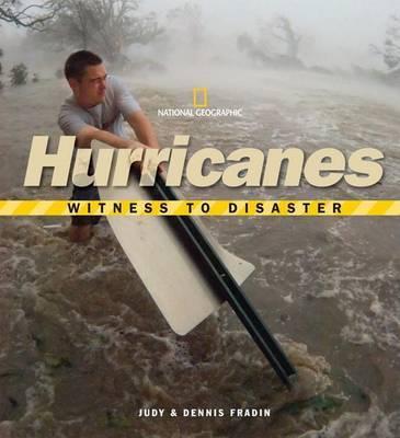 Hurricanes by Dennis Brindell Fradin image