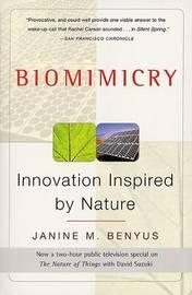 Biomimicry by Janine Benyus