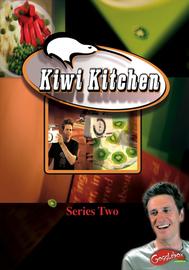 Kiwi Kitchen - Series Two on DVD image