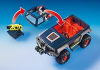 Playmobil: Action - Ice Pirates with Snow Truck (9059) image