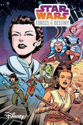 Star Wars: Forces of Destiny by Elsa Charretier image