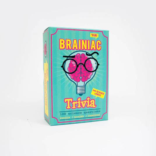 Brainiac Trivia