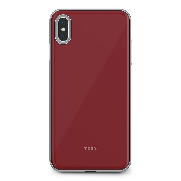 Moshi: iGlaze for iPhone XS Max - Red