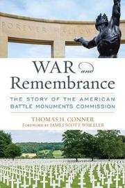 War and Remembrance by Thomas H. Conner image