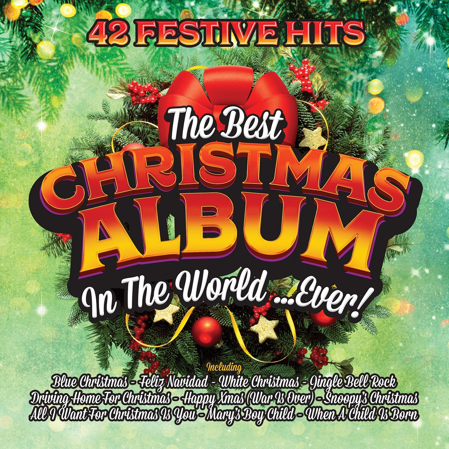 The Best Christmas Album In The World...Ever by Various Artists image