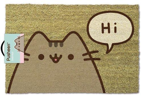 Pusheen - Pusheen Says Hi Door Mat