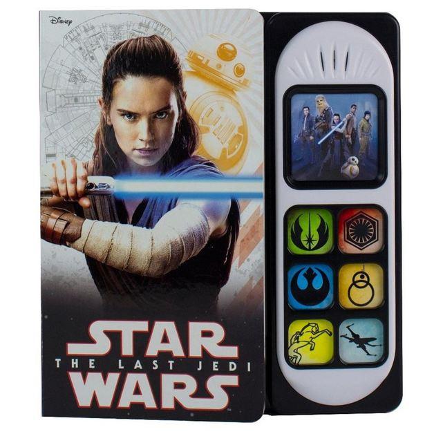 Star Wars The Last Jedi – Play-a-Sound Book