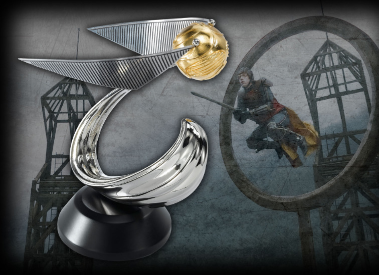 Harry Potter: The Golden Snitch - Diecast Replica image