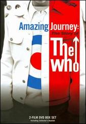Amazing Journey - The Story Of The Who (2 Disc Set) on DVD