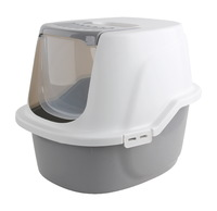 Pawise: Hooded Kitty Litter Tray - 48*38*40cm