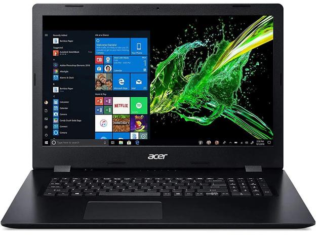 "17.3"" Acer i5 8GB 512GB Aspire 3"