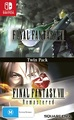 Final Fantasy VII + Final Fantasy VIII Remastered for Switch