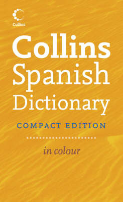 Collins Compact Spanish Dictionary image