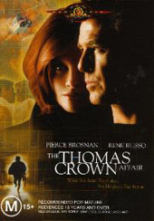 The Thomas Crown Affair on DVD