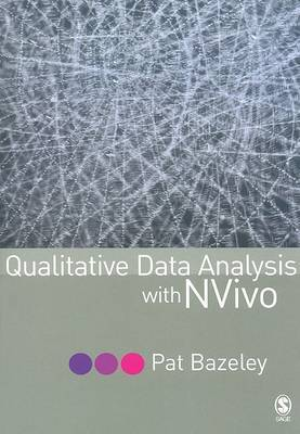 Qualitative Data Analysis with NVivo by Patricia Bazeley image