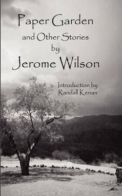 Paper Garden and Other Stories by Jerome Wilson image