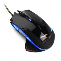E-Blue Mazer Type-R 2400dpi gaming Mouse - Black Edition for PC Games