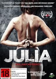 Julia on DVD
