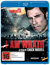 I Am Wrath on Blu-ray