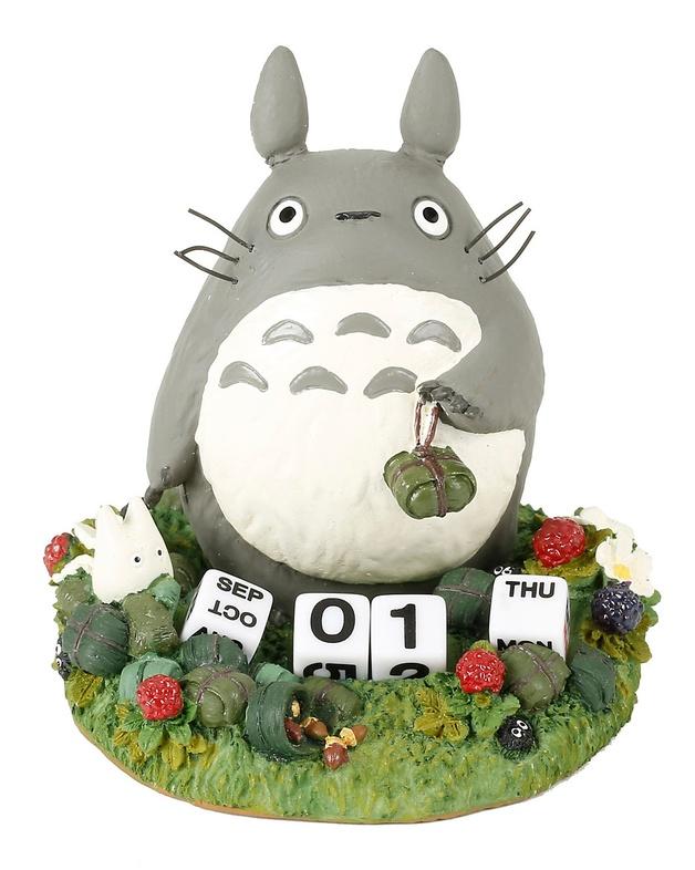 My Neighbor Totoro - Perpetual Calendar