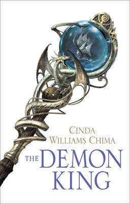 The Demon King: The Seven Realms Series Book 1 by Cinda Williams Chima image