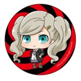 Persona 5: Can Badge - (Anne Takamaki Deformed Ver.)
