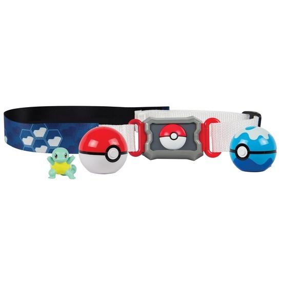 Pokémon: Poke Ball Belt (Water) - Clip N Carry Set image