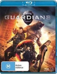 Guardians on Blu-ray
