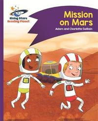 Reading Planet - Mission on Mars - Purple: Comet Street Kids by Adam Guillain image