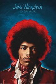 Jimi Hendrix Maxi Poster - Both Sides of the Sky (981)
