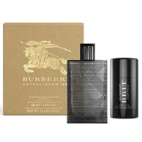 Burberry - Brit Rhythm for Men - 2 Piece Set (90ml EDT, 100ml Shower Gel)
