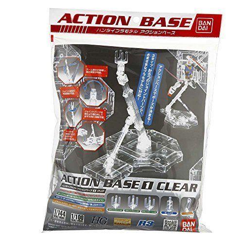 Gundam Action Base 1 - Clear image