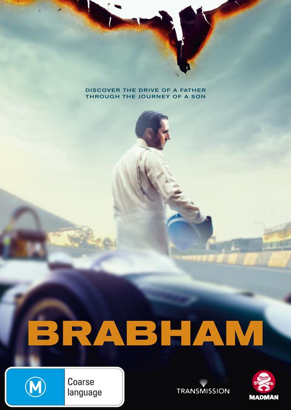Brabham on DVD
