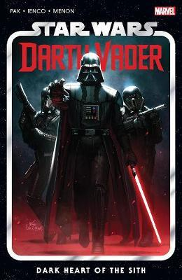 Star Wars: Darth Vader By Greg Pak Vol. 1: Dark Heart Of The Sith by Greg Pak