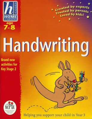 Hodder Home Learning: Age 7-8: Handwriting by Rhona Whiteford image