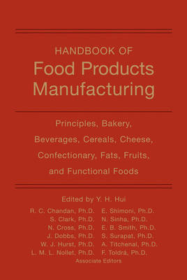 Handbook of Food Products Manufacturing image