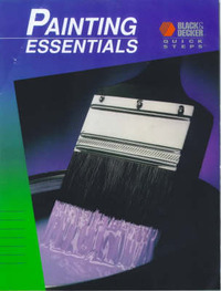 Painting Essentials by Black & Decker Corporation image