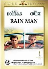 Rain Man - Gold Edition on DVD