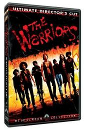 The Warriors - Ultimate Director's Cut on DVD