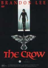 The Crow on DVD