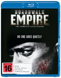 Boardwalk Empire - The Complete Fifth Season on Blu-ray