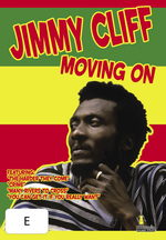Jimmy Cliff - Moving On on DVD