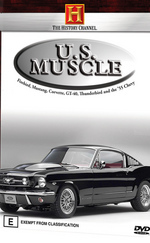 U.S. Muscle (History Channel) (2 Disc Box Set) on DVD