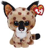 Ty: Beanie Boo - Buckwheat Linx (Medium)
