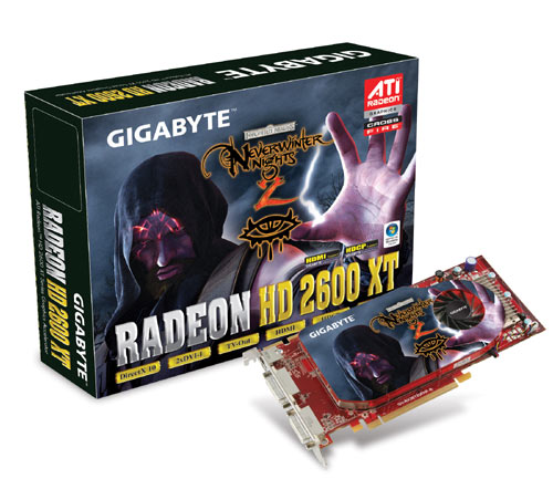 GIGABYTE RX26T256HP-B 2600 256MB DDR4 PCIE image