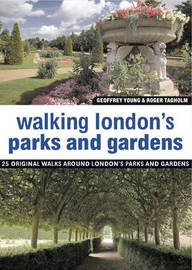 Walking London's Parks and Gardens by Geoffrey Young image